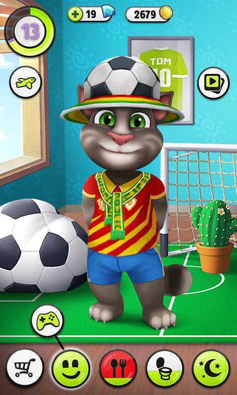 Download my talking tom apk obb - My talking tom pictures ...