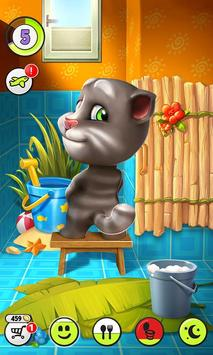 My Talking Tom स्क्रीनशॉट 1