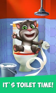 My Talking Tom apk screenshot
