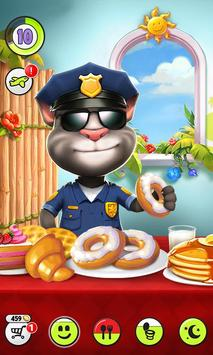 My Talking Tom स्क्रीनशॉट 2