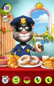 My Talking Tom स्क्रीनशॉट 7
