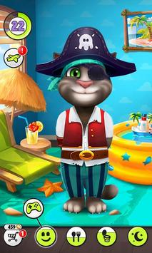 My Talking Tom स्क्रीनशॉट 4