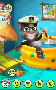 My Talking Tom स्क्रीनशॉट 5