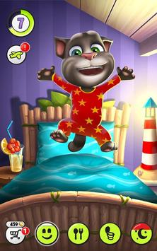 My Talking Tom स्क्रीनशॉट 8