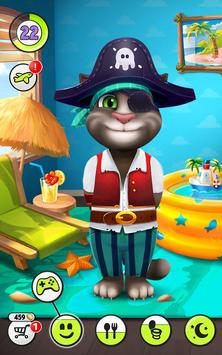 My Talking Tom स्क्रीनशॉट 9