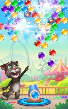 Talking Tom Bubble Shooter apk screenshot