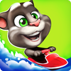 Talking Tom Jetski Zeichen