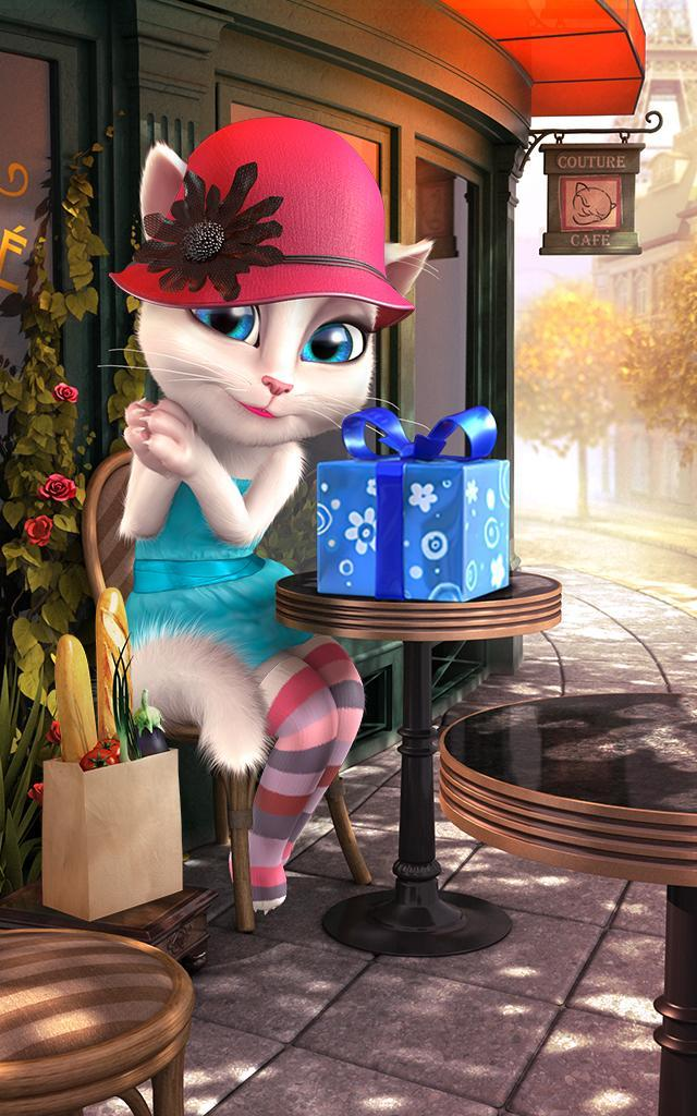 Talking Angela for Android - APK Download