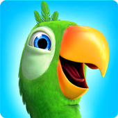 Talking Pierre the Parrot icon
