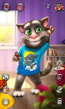 Talking Tom Cat 2 poster