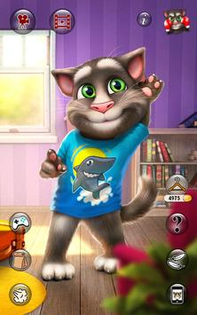 Talking Tom Cat 2 apk screenshot