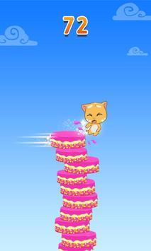 Talking Tom Cake Jump screenshot 4