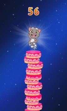 Talking Tom Cake Jump poster