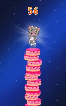 Talking Tom Cake Jump screenshot 10