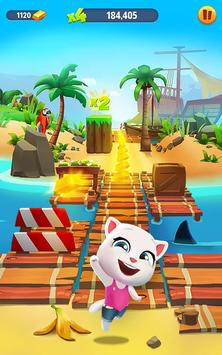 Talking Tom Gold Run screenshot 6