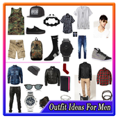 outfit ideas for men icon