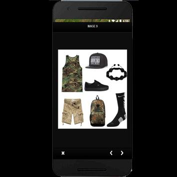 outfit ideas for men screenshot 2