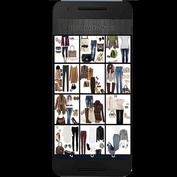 oufit ideas for women screenshot 3