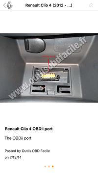Where is my OBD2 port? Find it apk screenshot