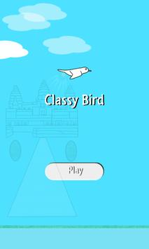 Classy Bird poster