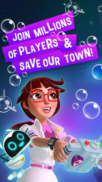 Bubble Genius poster