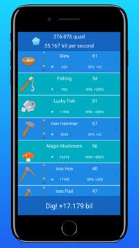 Idle Clicker Game screenshot 9