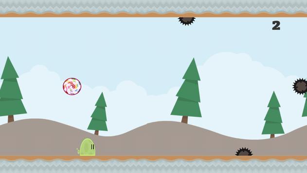 Slime Runner apk screenshot