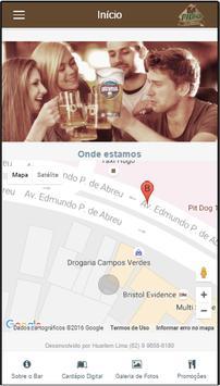 Pilão Bar poster