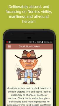 Chuck Norris Jokes apk screenshot