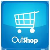 OutShop Compras icon