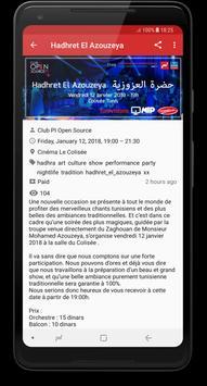 Outshot : Events In Tunis apk screenshot