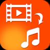 Video to Mp3 Audio Converter App - Audio Extractor icono