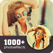 1000+photo effects icon