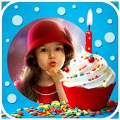 Happy Birthday Frames : Free Birthday Photo Frames icon