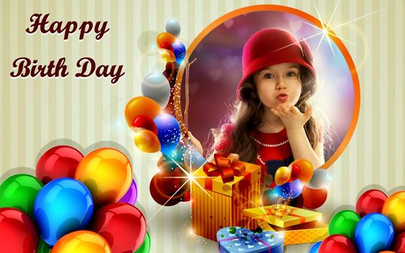 Happy Birthday Frames : Free Birthday Photo Frames APK Download ...