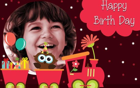 Happy Birthday Frames : Free Birthday Photo Frames screenshot 3