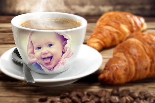 Coffee Cup Frames apk screenshot