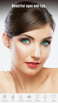 Face Makeup screenshot 1