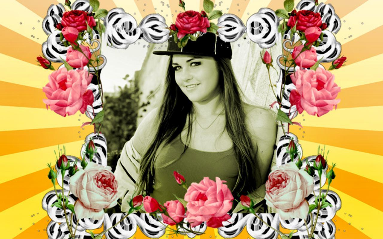 Beautiful Flower Frames Apk Download Free Photography App For