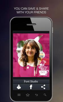 Font Magic-Text On Photo apk screenshot