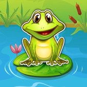 Frog Jumping 图标