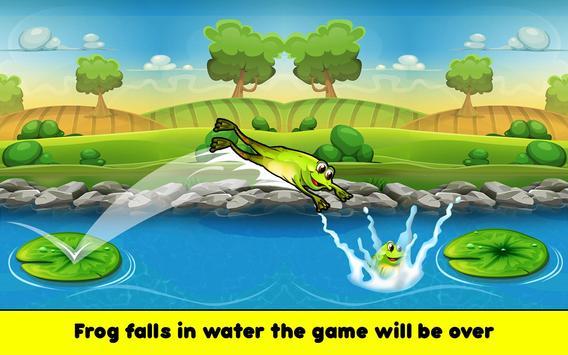 Frog Jumping apk screenshot