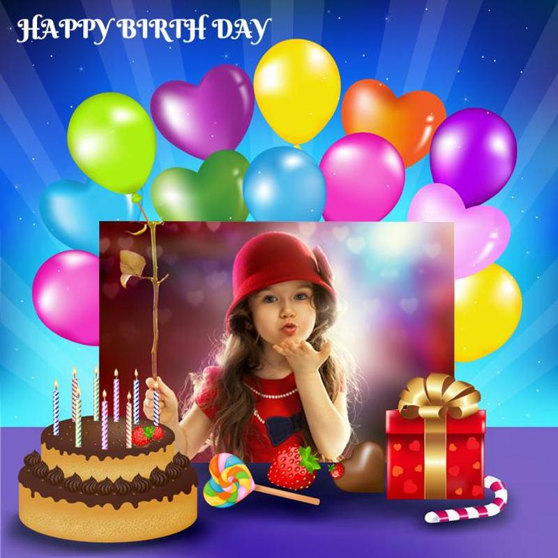 Animated Birthday Frames APK Download - Free Photography APP for ...