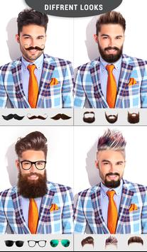 Men Mustache And Hair Styles poster