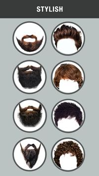 Men Mustache And Hair Styles apk screenshot