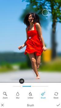 Blur Image Background apk screenshot
