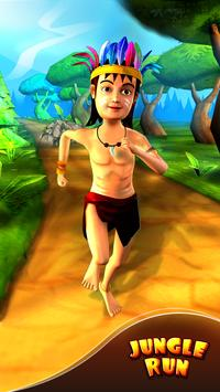 Jungle  Run - Running Game poster