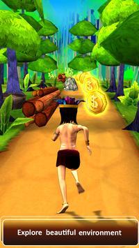 Jungle  Run - Running Game apk screenshot