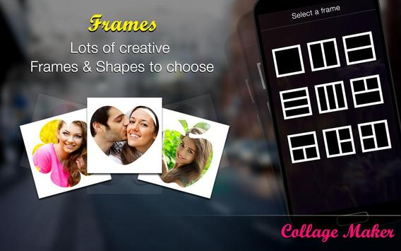 Collageit- Photo Collage Maker poster