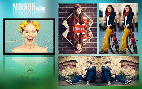 Mirror Editor - Photo Collage Maker Editor poster